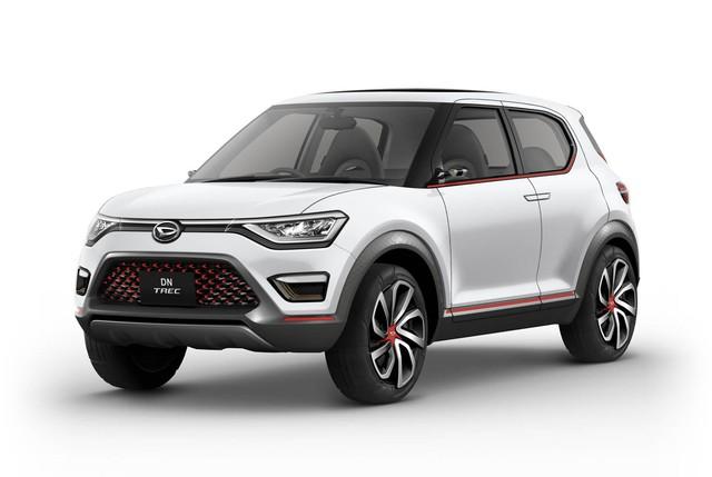 Bộ ba xe mới ấn tượng sẽ ra mắt trong tháng này của Daihatsu - Ảnh 13.