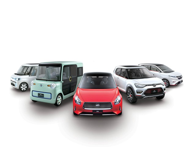Bộ ba xe mới ấn tượng sẽ ra mắt trong tháng này của Daihatsu - Ảnh 17.
