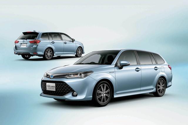 Rò rỉ hình ảnh của Toyota Corolla 2018 với thiết kế khác xe ở Việt Nam - Ảnh 3.