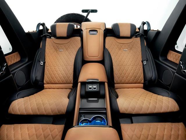 Chiếc Mercedes-Maybach G650 Landaulet này có giá bằng 6 xe Bentley Bentayga - Ảnh 6.