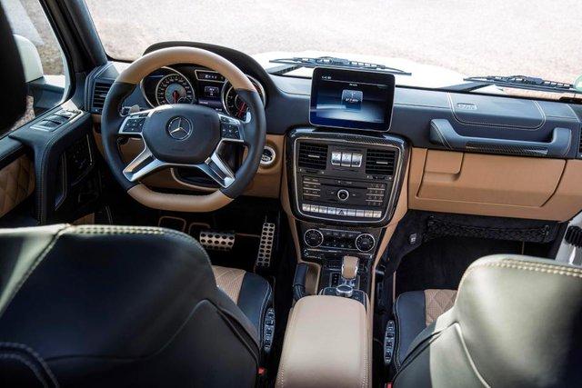 Chiếc Mercedes-Maybach G650 Landaulet này có giá bằng 6 xe Bentley Bentayga - Ảnh 5.