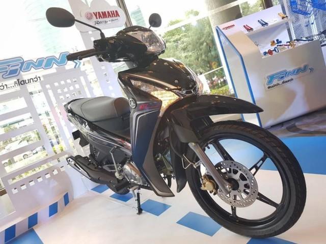 Yamaha ra mắt xe số mới có giá từ 25 triệu Đồng, cạnh tranh Honda Wave - Ảnh 6.