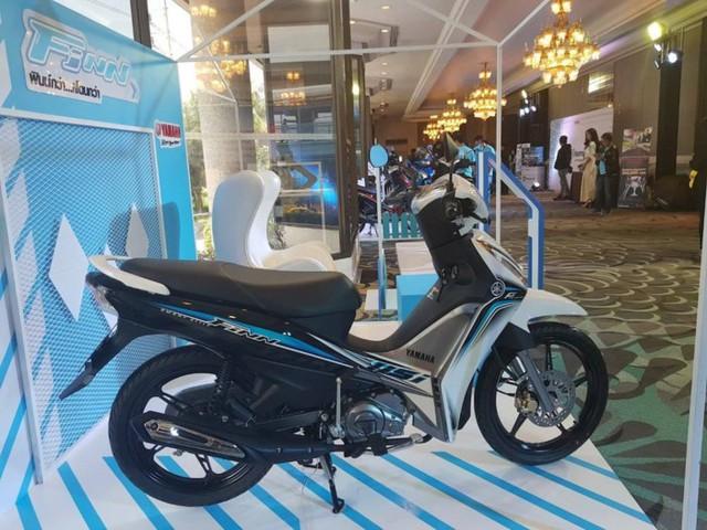 Yamaha ra mắt xe số mới có giá từ 25 triệu Đồng, cạnh tranh Honda Wave - Ảnh 2.