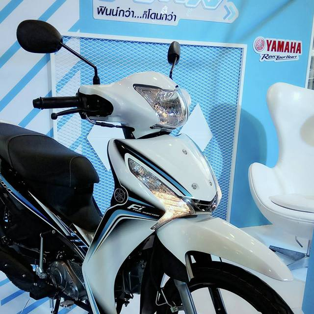 Yamaha ra mắt xe số mới có giá từ 25 triệu Đồng, cạnh tranh Honda Wave - Ảnh 3.
