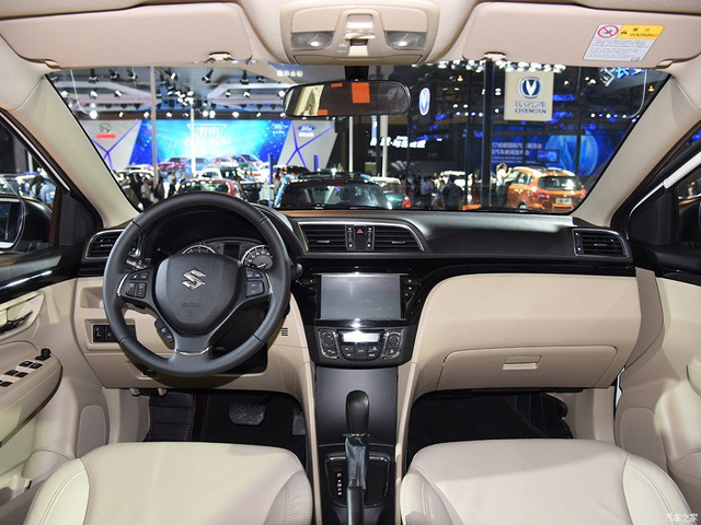 Sedan cỡ nhỏ Suzuki Ciaz 2017 được chốt giá, chỉ từ 324 triệu Đồng - Ảnh 3.
