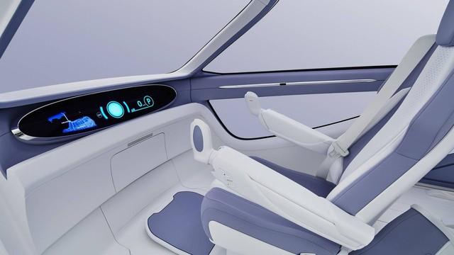 Toyota Concept-i Ride - Xe nhỏ nhất thế giới được trang bị cửa cánh chim - Ảnh 5.
