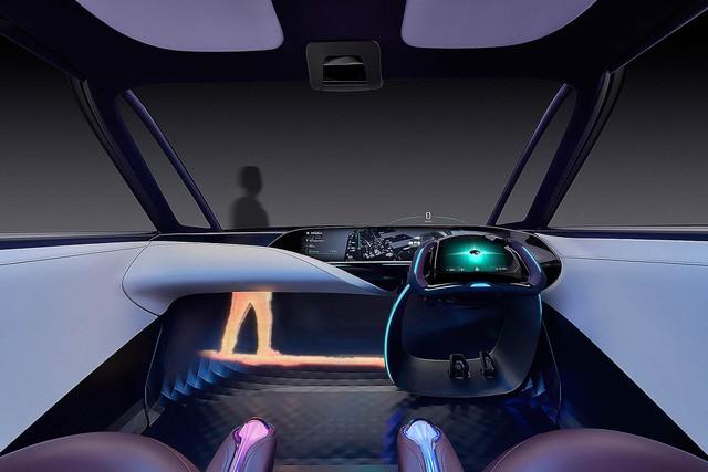 Toyota Fine-Comfort Vehicle: Trông như xe minivan nhưng lại được gọi là sedan cao cấp - Ảnh 9.