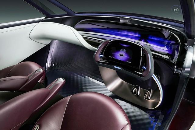 Toyota Fine-Comfort Vehicle: Trông như xe minivan nhưng lại được gọi là sedan cao cấp - Ảnh 10.