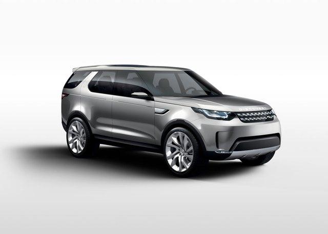 Land Rover thận trọng hơn khi tung ra xe concept vì sợ bị sao chép thiết kế - Ảnh 3.