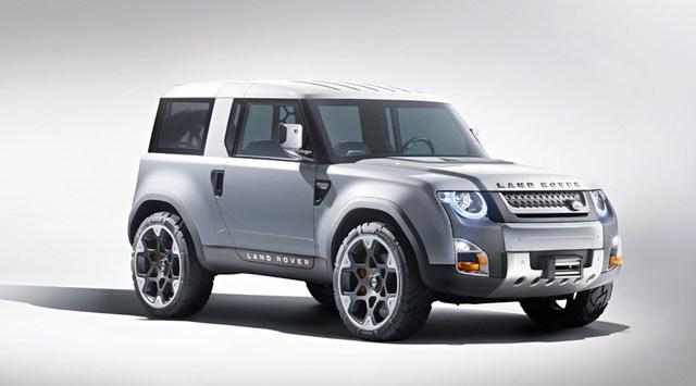 Land Rover thận trọng hơn khi tung ra xe concept vì sợ bị sao chép thiết kế - Ảnh 4.