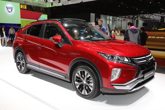 Trong 3 năm tới, Mitsubishi sẽ tung ra 6 mẫu xe hoàn toàn mới - Ảnh 1.