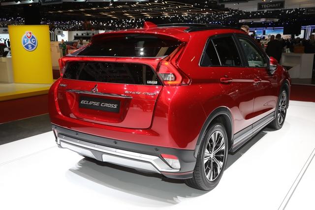 Trong 3 năm tới, Mitsubishi sẽ tung ra 6 mẫu xe hoàn toàn mới - Ảnh 3.