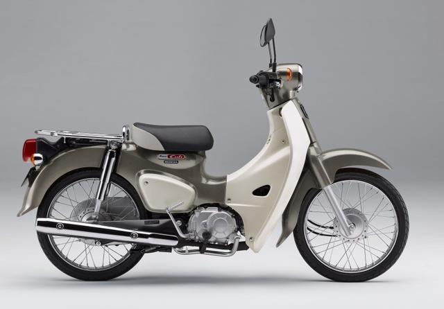 Honda Super Cub 2018 trình làng với đèn pha LED, giá từ 46,5 triệu Đồng - Ảnh 5.