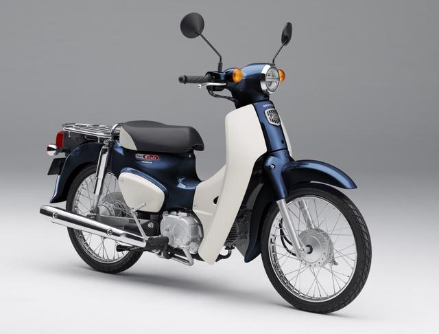 Honda Super Cub 2018 trình làng với đèn pha LED, giá từ 46,5 triệu Đồng - Ảnh 7.