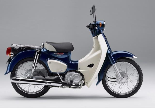 Honda Super Cub 2018 trình làng với đèn pha LED, giá từ 46,5 triệu Đồng - Ảnh 11.
