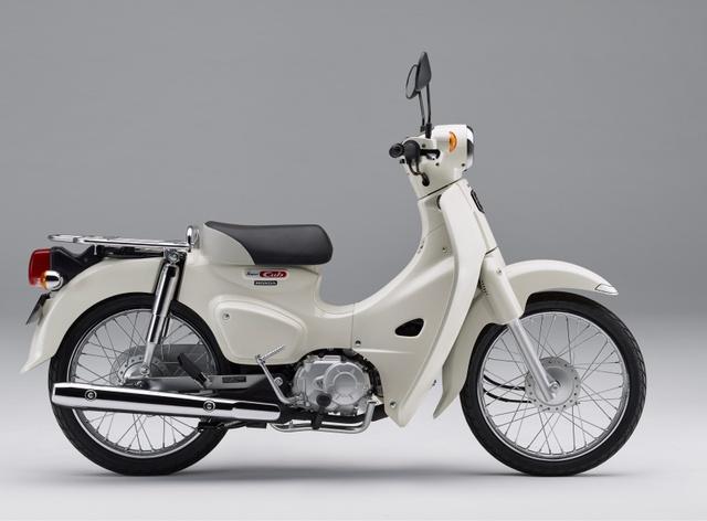 Honda Super Cub 2018 trình làng với đèn pha LED, giá từ 46,5 triệu Đồng - Ảnh 12.