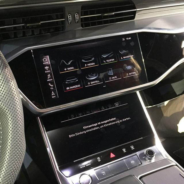 Chiêm ngưỡng vẻ đẹp bằng xương, bằng thịt của xe sang Audi A7 Sportback 2018 mới ra mắt - Ảnh 9.