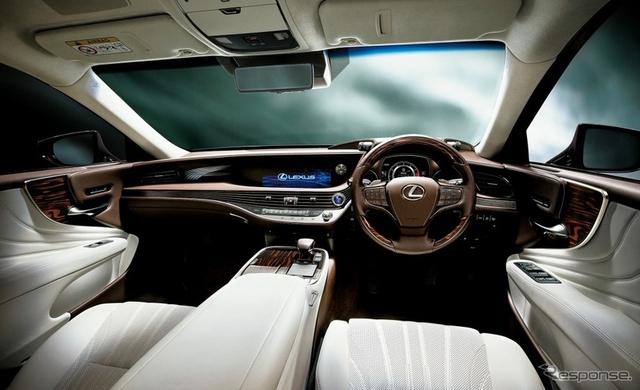 Lexus LS 2018 ra mắt tại quê nhà với giá khởi điểm dưới 2 tỷ Đồng - Ảnh 5.