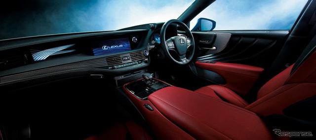 Lexus LS 2018 ra mắt tại quê nhà với giá khởi điểm dưới 2 tỷ Đồng - Ảnh 7.