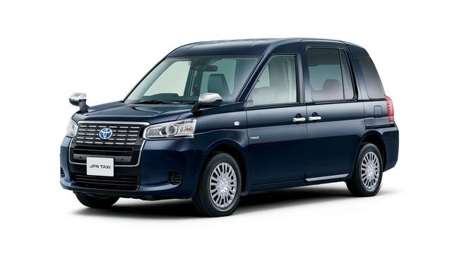 Toyota JPN Taxi - Xe taxi chuyên dụng giá cao - Ảnh 17.