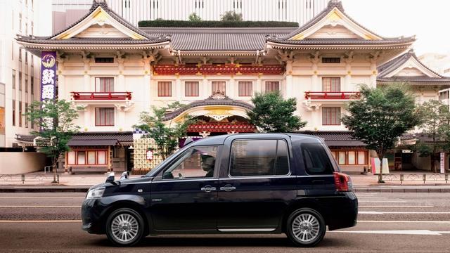 Toyota JPN Taxi - Xe taxi chuyên dụng giá cao - Ảnh 4.