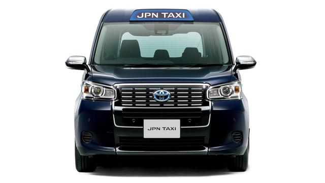 Toyota JPN Taxi - Xe taxi chuyên dụng giá cao - Ảnh 5.