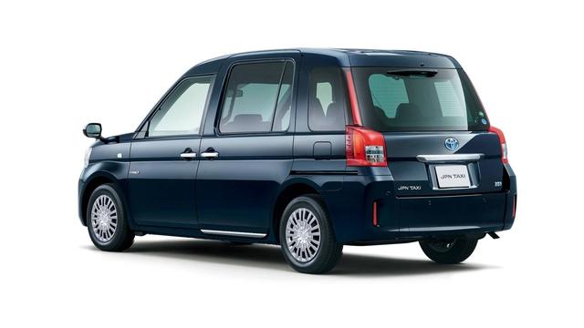 Toyota JPN Taxi - Xe taxi chuyên dụng giá cao - Ảnh 7.