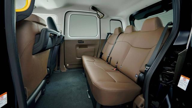 Toyota JPN Taxi - Xe taxi chuyên dụng giá cao - Ảnh 11.