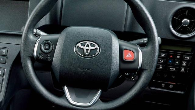 Toyota JPN Taxi - Xe taxi chuyên dụng giá cao - Ảnh 18.