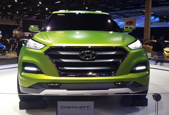 Xe bán tải Hyundai Creta STC sẽ được bán ra vào năm 2019 - Ảnh 3.