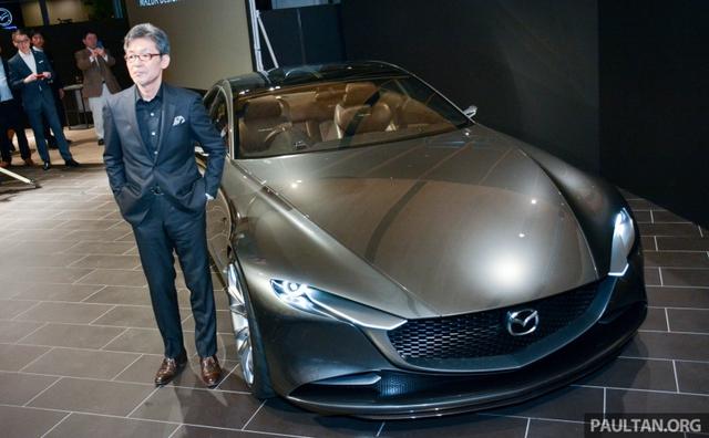 Ngắm Mazda Vision Coupe để biết Mazda6 thế hệ mới sẽ trông như thế nào - Ảnh 2.