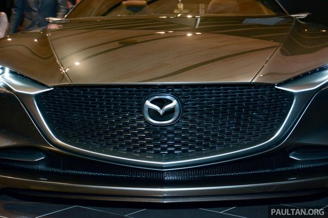 Ngắm Mazda Vision Coupe để biết Mazda6 thế hệ mới sẽ trông như thế nào - Ảnh 4.