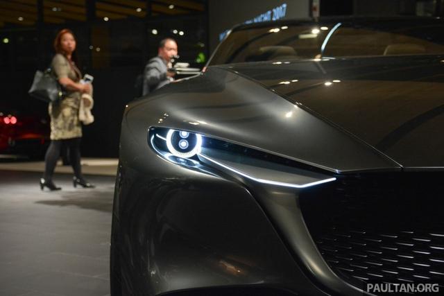 Ngắm Mazda Vision Coupe để biết Mazda6 thế hệ mới sẽ trông như thế nào - Ảnh 5.