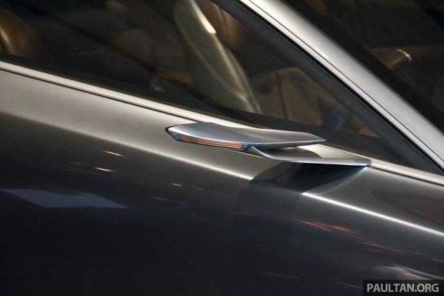 Ngắm Mazda Vision Coupe để biết Mazda6 thế hệ mới sẽ trông như thế nào - Ảnh 8.