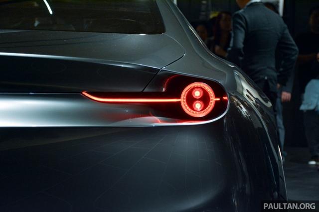 Ngắm Mazda Vision Coupe để biết Mazda6 thế hệ mới sẽ trông như thế nào - Ảnh 11.