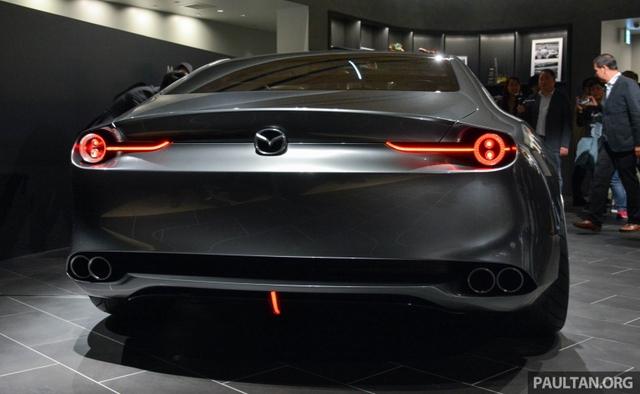 Ngắm Mazda Vision Coupe để biết Mazda6 thế hệ mới sẽ trông như thế nào - Ảnh 12.
