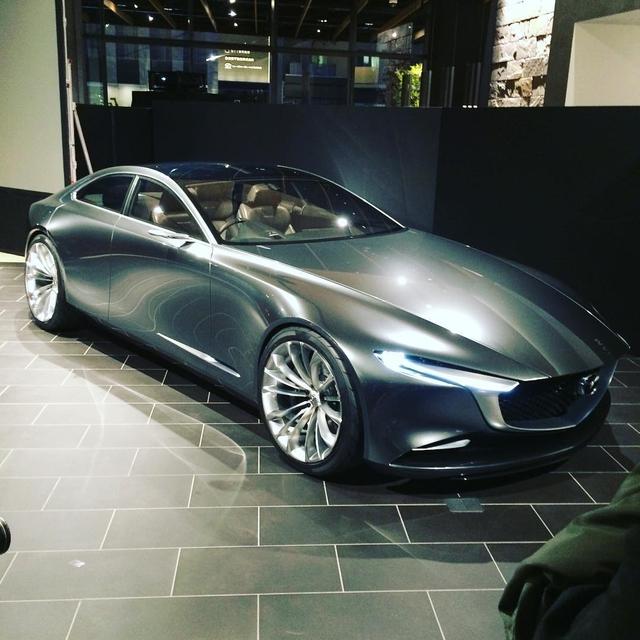 Ngắm Mazda Vision Coupe để biết Mazda6 thế hệ mới sẽ trông như thế nào - Ảnh 16.