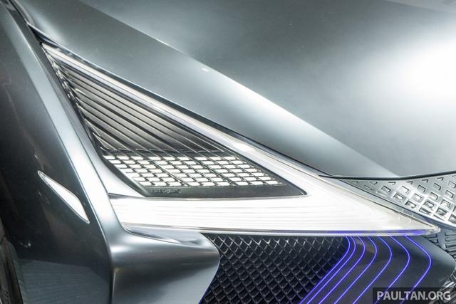 LS+ Concept - Hình ảnh xem trước cho sedan hạng sang đầu bảng của Lexus - Ảnh 4.