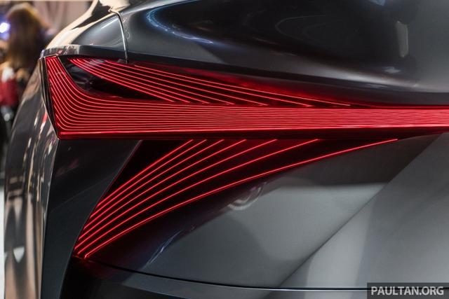 LS+ Concept - Hình ảnh xem trước cho sedan hạng sang đầu bảng của Lexus - Ảnh 10.