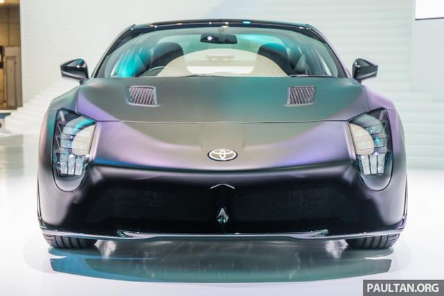 Ngắm Toyota GR HV Sports - phiên bản mui trần của xe từng ế nhất Việt Nam - bằng xương, bằng thịt - Ảnh 10.