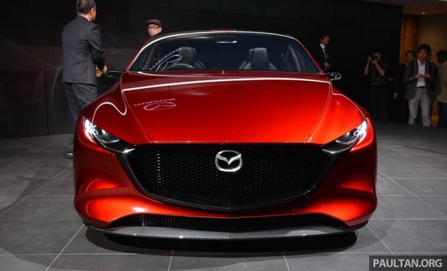 Ngắm ảnh thật của Mazda Kai - mẫu xe sexy khuấy đảo triển lãm Tokyo 2017 - Ảnh 3.