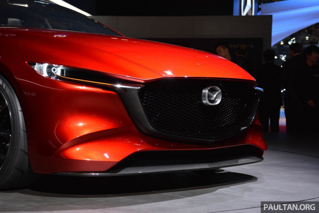 Ngắm ảnh thật của Mazda Kai - mẫu xe sexy khuấy đảo triển lãm Tokyo 2017 - Ảnh 5.