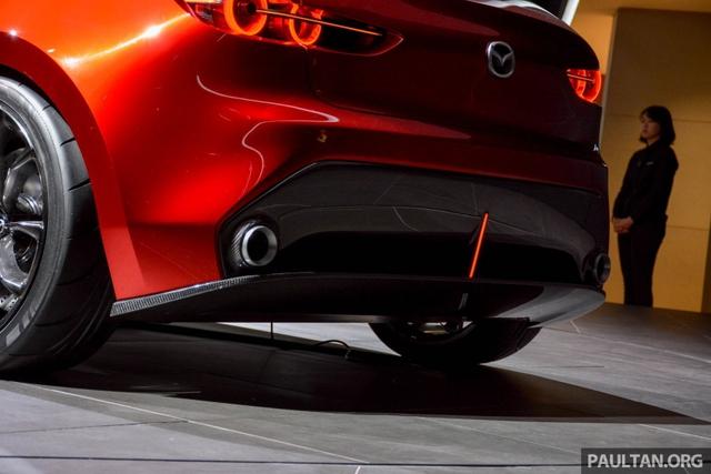Ngắm ảnh thật của Mazda Kai - mẫu xe sexy khuấy đảo triển lãm Tokyo 2017 - Ảnh 12.