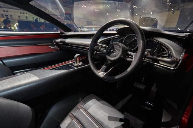 Ngắm ảnh thật của Mazda Kai - mẫu xe sexy khuấy đảo triển lãm Tokyo 2017 - Ảnh 13.