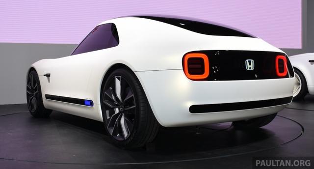 Honda Sports EV Concept - Sự kết hợp giữa kiểu dáng cổ điển và công nghệ hiện đại - Ảnh 5.
