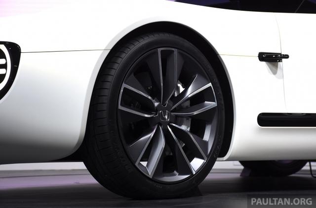 Honda Sports EV Concept - Sự kết hợp giữa kiểu dáng cổ điển và công nghệ hiện đại - Ảnh 8.