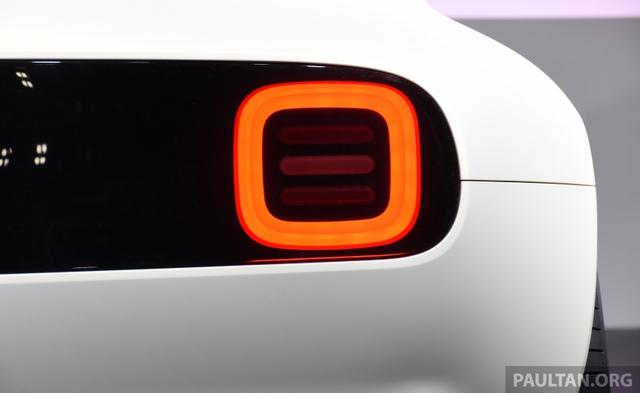 Honda Sports EV Concept - Sự kết hợp giữa kiểu dáng cổ điển và công nghệ hiện đại - Ảnh 9.