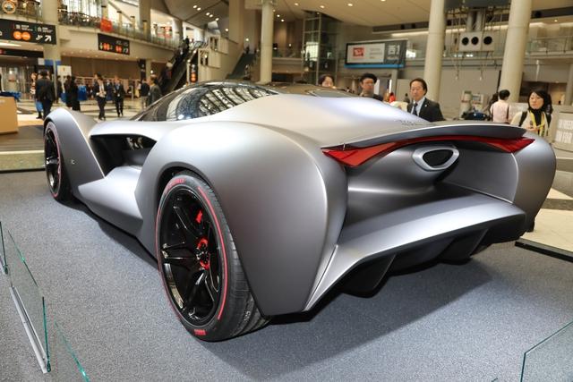 Zagato IsoRivolta Vision Gran Turismo - Siêu xe mang xác Ý, hồn Mỹ - Ảnh 3.