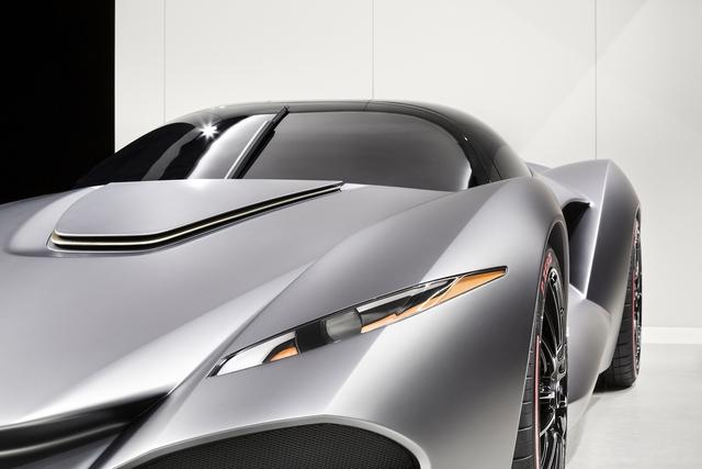 Zagato IsoRivolta Vision Gran Turismo - Siêu xe mang xác Ý, hồn Mỹ - Ảnh 5.