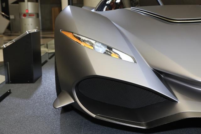 Zagato IsoRivolta Vision Gran Turismo - Siêu xe mang xác Ý, hồn Mỹ - Ảnh 6.